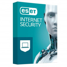 ESET NOD32 Internet Security - 3PC