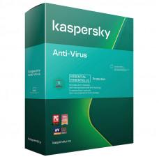 Kaspersky Anti-Virus 2021 2 PC