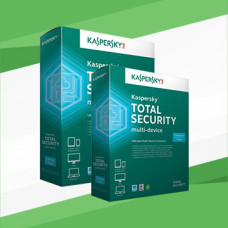 Kaspersky Total Security 2017  3 ПК / 1 Год reg free