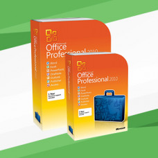 Microsoft Office 2010 Professional Plus 2PC