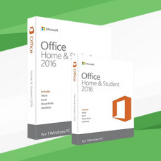 Microsoft Office 2016 for Home and Study