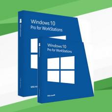 Лицензия Windows 10 WorkStations