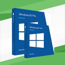 Windows 8.1 Pro 32-bit/64-bit Russian Russia only BOX