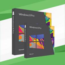 Windows 8 pro + upgrades 8.1 pro
